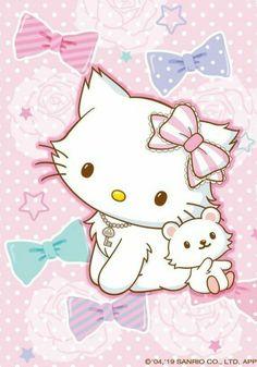 Sanrio Characters, Cute Characters, Cute Backgrounds, Cute Wallpapers, Kawaii Background, Pochacco, Cute Kawaii Animals, Hello Kitty Wallpaper, Little Twin Stars