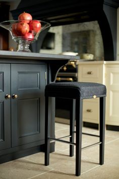 Browse images of classic Kitchen designs: Felsted   Bespoke Navy and Off-White Classic Contemporary Kitchen. Find the best photos for ideas & inspiration to create your perfect home.