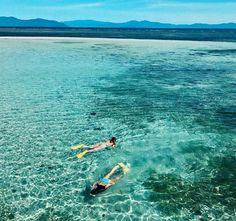 Green Island & Great Barrier Reef, Cairns, QLD, Australia // June 2017 // Kelsey Weaver (@kelseymweaver) on Instagram