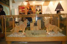 Varg Eyewear at Mido 2013.