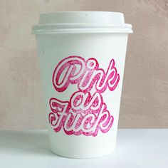 Pietro Nolita New York. @pietronolita a very pink place #coffeecupsoftheworld