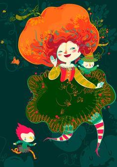 Illustration by Lorena Alvarez Gómez
