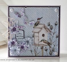 Craftwork Cards Blog: In An English Country Garden....by Emma Williams