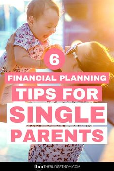 Learning how to budget, how to save money, dealing with new medical costs, preparing for retirement, and setting up a plan for the future as a single parent can be hard. Here are six financial planning tips for single parents! - The Budget Mom Money Saving Challenge, Money Saving Tips, Money Tips, Single Parenting, Parenting Advice, Parenting Quotes, Single Mom Help, Single Moms, Preparing For Retirement