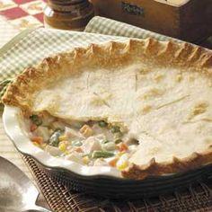 America's Test Kitchen Chicken Pot Pie