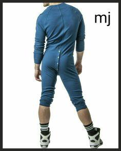 Mens Onesie, Mens Pjs, Mode Cool, Hot Guys Tattoos, Hipster Jeans, Union Suit, Men's Undies, Long Underwear, Athletic Wear