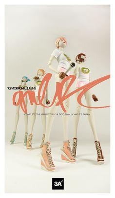 Tomorrow Queens Girl R/C. Complete the YO on 27/11/14, TKYO FINALLY HAS IT'S SAKAN! http://www.worldofthreea.com/threea-production-blog/hk4vapr19fm96vkyqvh6cglaxgsh9o #threeA #AshleyWood