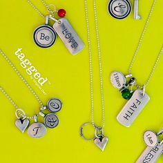 Origami Owl Tagged