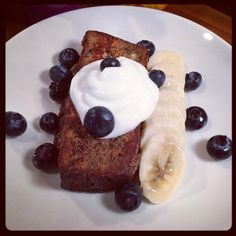 One of my favorite things about banana bread is Banana Bread French Toast! Go to my Facebook page (link in bio) for my banana bread recipe! #breakfastwithopenhouse #SundaysAreForEating
