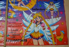 Sailor Moon Picnic Mat Series by cottonsnowflower on Etsy