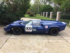 Historic Sports Cars : 1967 Lola T70 Mk3, chassis SL73/109
