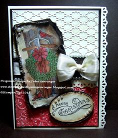 Stamping with Julie Gearinger: HSSTC131