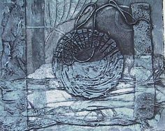 Collagraph Printmaking by Susanne Clark