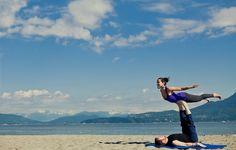 yoga partners <3