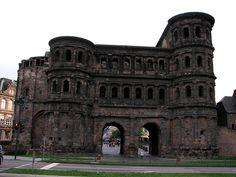 Porta Nigra, Trier, Germany by j.labrado, via Flickr