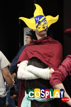 Usopp Cosplay from One Piece in Con-G: Guelphs Anime and Geek Culture Convention 2013 CA