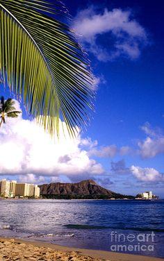 Waikiki Beach Diamond Head, Hawaii Hawaii Bucket list #1: Hike Diamond Head