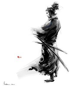 Miyamoto Musashi, 宮本武藏