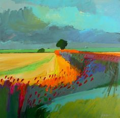 group-eight: Harvest, Hale Fen, Littleport, Cambridgeshire Fens. Reeds in flower - rain coming. August 2015 Fred Ingrams http://www.fredingrams.com/