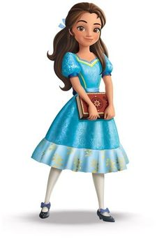 The Disney Channel will premiere the anticipated new animated series ELENA OF AVALOR today July Princess Elena will be surrounded by an enchanting group of multi-dimensional characters throu… Princess Elena Of Avalor, Two Princess, Disney Princess Dresses, Princess Sophia, Disney Girls, Disney Love, Disney Art, Walt Disney, Pluto Disney