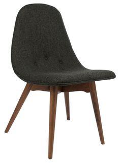 Replica Grant Featherston Contour Dining Chair by Grant Featherston - Matt Blatt $495