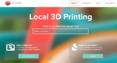 3D Hubs (3dhubs.com) provides a collaborative production platform for makers and 3D printer owners.