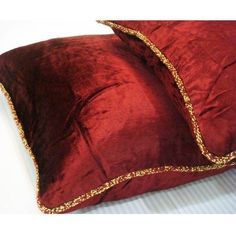 Luxury Maroon Pillows Cover, Contemporary Solid Pillow Co... https://www.amazon.com/dp/B00VDDP0Z8/ref=cm_sw_r_pi_dp_x_1PJ9xbXX3N0QW