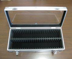 Aluminum 50 Slab storage box