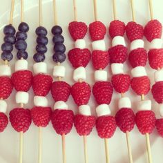 Perfect simple snack to take to your 4th of July lake bash or pool party!