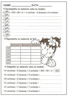 Composição e Decomposição de Números - Educação Online