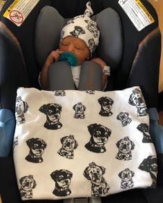 Baby Items For Dog Lovers (@monofaces) • Instagram photos and videos Newborn Gifts, Coming Home, Baby Items, Dog Lovers, Toddler Bed, Babies, Gift Ideas, Photo And Video, Outfit