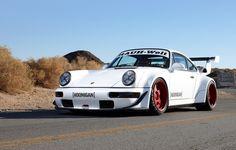 1994 Porsche 911 Turbo Rauh-Welt
