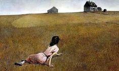 Andrew Wyeth, Minimalist Art, Twitter, Monument Valley, Mona Lisa, World, Artwork, Painting, Image