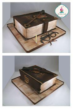 Tarta Harry Potter Harry Potter Cake