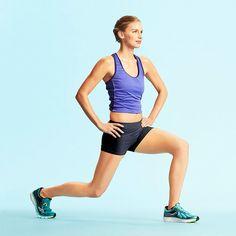Cross-Training Exercises for Runners: Side Lunge