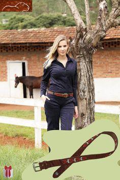 Quer ficar na moda? Quer seguir tradição? Na Adoro Presentes você escolhe Double Elle. Moda Gaúcha em cintos para ficar sempre fashion. #Moda #AdoroPresentes #DoubleElle #Couro #Legítmo #Cinto
