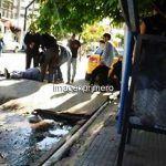 Neuquén: Atropelló a inspectora de tránsito que le hizo una multa