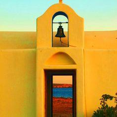 Koufonisia, Greece Greece Travel, Beautiful World, Islands, Travelling, Buildings, Sun, Spaces, Park, Summer