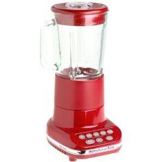 KitchenAid KSB5 5-Speed Blender, Empire Red