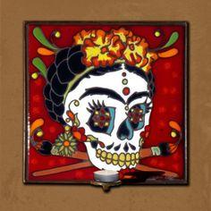 Frida, Dia de los Muertos.