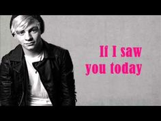 I Think About You Ross Lynch (Lyrics Video)