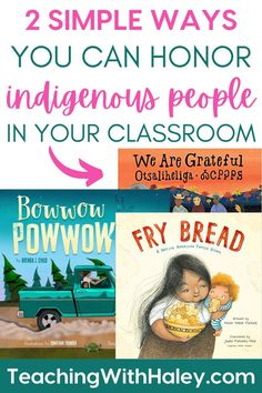 Are you looking for ways to honor Indigenous people in your elementary classroom? Currently our social studies curriculum is entirely lacking if we only include Native American history in November. In this post, I share two simple ways you can honor Indigenous people all year long. You can share the true history of Native Amaricans and European settlers or you can read some Native American books to help celebrate Native American culture. Use these read alouds during readers workshop today.