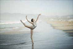 Juliet - Santa Monica Beach, Los AngelesSwimsuit by Norma...