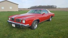 Hemmings Find of the Day – 1975 Pontiac Grand Le Mans