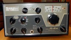 Drake R-4a  Ham Receiver, working condition | Consumer Electronics, Radio Communication, Ham, Amateur Radio | eBay!