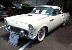 1955 Ford Thunderbird from American Graffiti