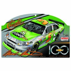 NASCAR Mark Martin 11-By-17-Inch Traditional Look Wood Sign by WinCraft. $19.99