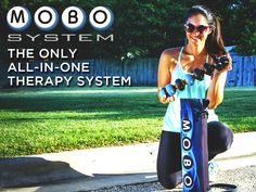 Move freely and become pain free with the only all-in-one, modular, do-it-yourself, physical therapy and mobility system.