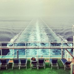 Sea as far as the eye can see... Photo by Instagram user billione  #RelaxWithPrincess