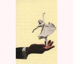 Wislawa Symborska i collages